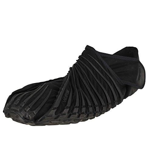 Vibram FiveFingers Unisex Furoshiki Black Sneaker XS: 36-37 Medium