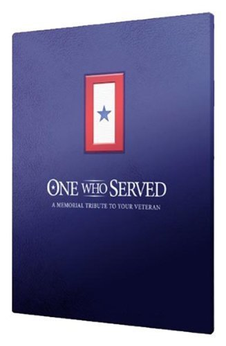 One Who Served: A Memorial Tribute to Your Veteran by John Tighe (2011-09-01)