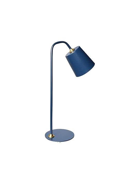 Lámpara De Mesa De Protección Ocular Azul, Lámpara De Lectura De ...