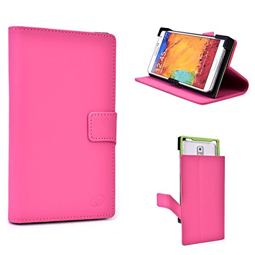 exxist-magenta-universal-phone-case-with-sliding-platform-for-camera-3-point-clamp-fits-posh-orion-p