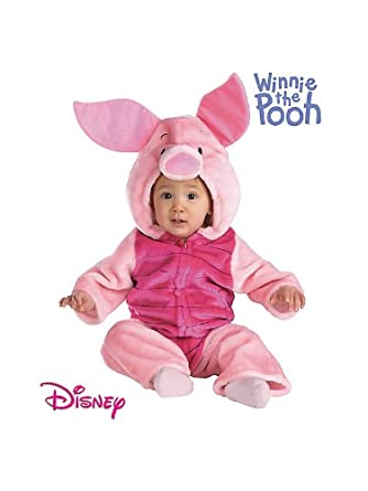 d99b58bc1dc8 Amazon.com  Deluxe Plush Piglet Costume for Infants  Clothing