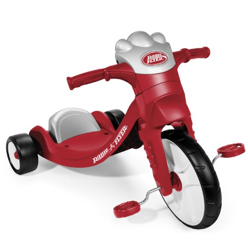 Radio Flyer Lights and Sounds Racer, colors may vary
