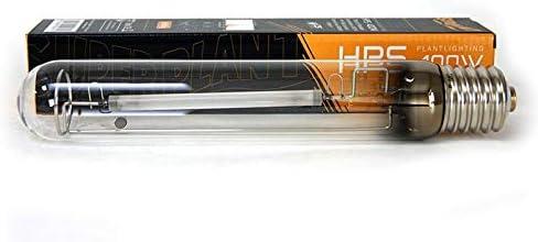 Ampoule Super HPS 400 W Superplant lampe sodium croissance et floraison douille E40