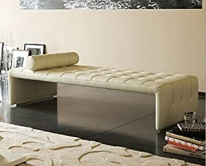 LifeStyl Coco Modern Chaise Lounge Daybed : chaise lounge daybed - Sectionals, Sofas & Couches