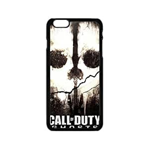 MMZ DIY PHONE CASECall of Duty skull Cell Phone Case for iPhone 6