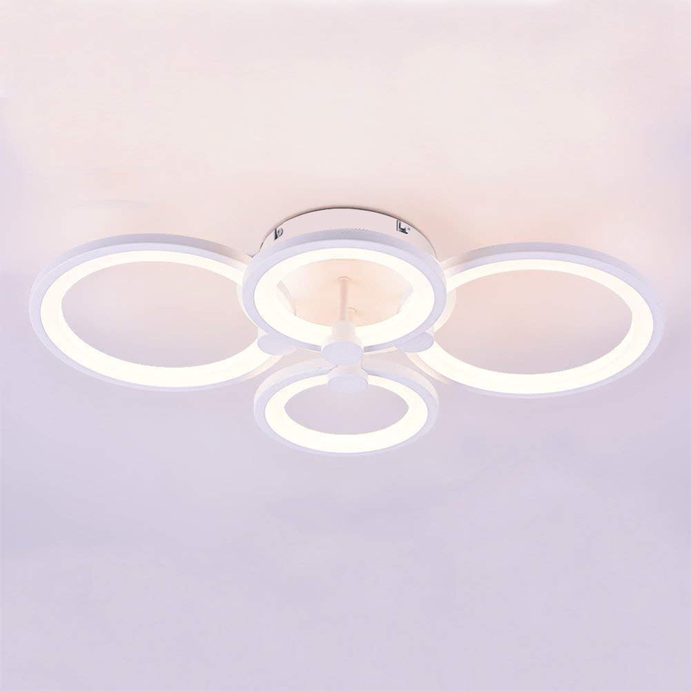 Modern Ceiling Light,ROYAL PEARL Dimmable