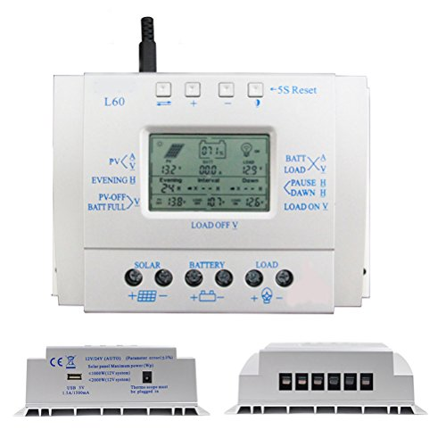 solar charge controller 60 amp - 4