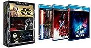 Trilogía Star Wars Cap. 7 al 9 - (Portada puede variar) [Blu-ray]