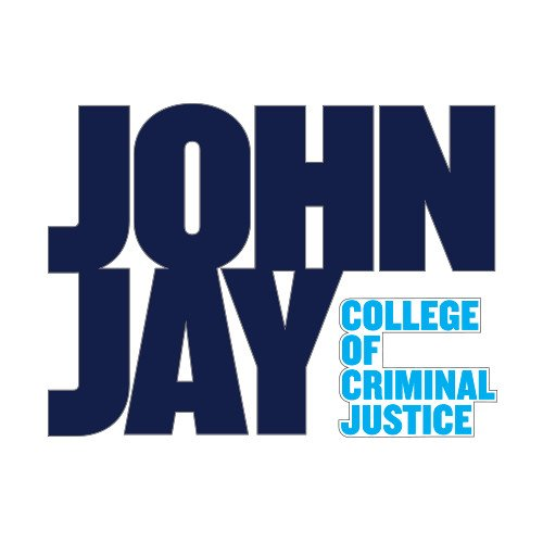 - John Jay College Small Decal 'Official Logo'