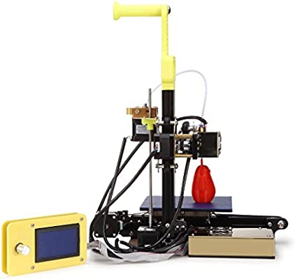 Mini impresora 3d DIY Upgraded mejorada T3 LCD Pro Precision 3d ...