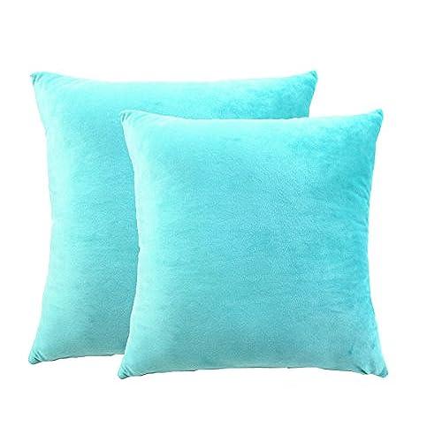 Throw Pillows Turquoise Amazon Custom Cheap Turquoise Decorative Pillows