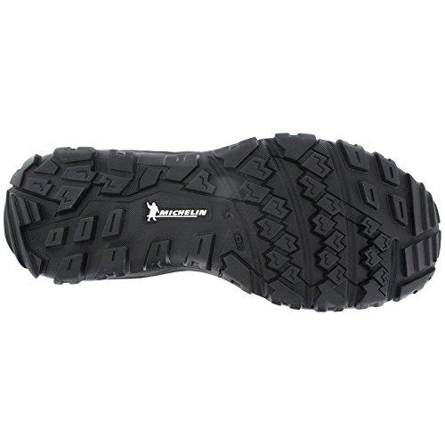 MENS HI-TEC OX BELMONT MID I WP WATERPROOF MICHELIN SOLE WALKING HIKING BOOTS-UK 13 (EU 47)