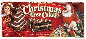 Little Debbie Vanilla Christmas Tree Cakes (2 Pack): Amazon.com: Grocery & Gourmet Food