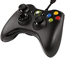 Microsoft Xbox 360 Common Controller for Windows - Black (PC)