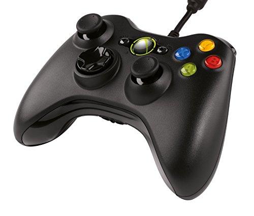 Xbox 360 Controller (geeignet für Windows) schwarz
