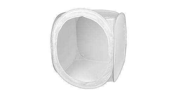 Amazon.com: eDealMax Caja de luz Blanca Flash Difusor 60cm x 60cm Para la cámara Digital SLR: Electronics