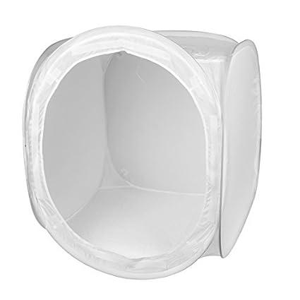 eDealMax Caja de luz Blanca Flash Difusor 60cm x 60cm Para la cámara Digital SLR