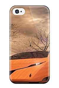 Fashionable Style Case Cover Skin For Iphone 4/4s- Vehicles Car