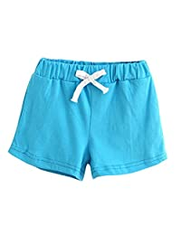 Malltop Summer Children Cotton Shorts Boys And Girl Clothes Baby Fashion Pants