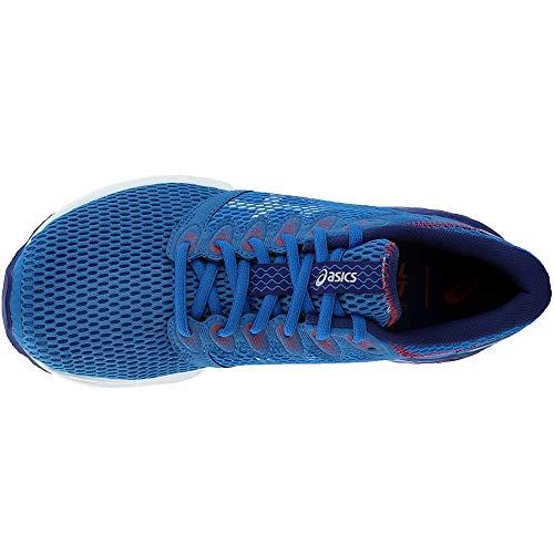 white Ff Asics1011a136 Blue Race Uomo Roadhawk 2 TpwnwqYZO