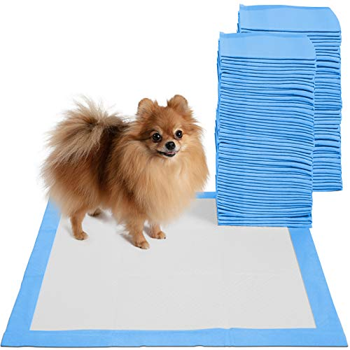 22 X 22 Pet Training Potty Pee Pads for Dogs and Cats, 100 count