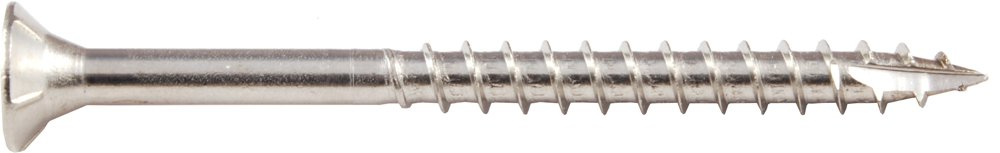 10 X 2-1/2'' Heavy Duty Silver Star 305 Stainless Steel TORX/Star Drive Wood Screws (5 POUNDS)