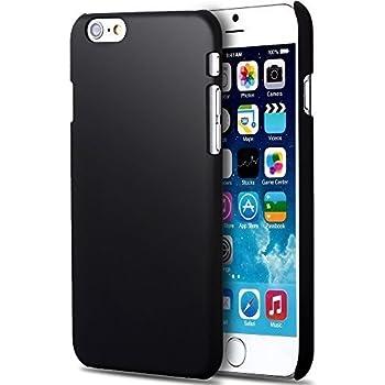 Amazon.com: Noot Ultra Slim Hard Case for iPhone 6 - Black