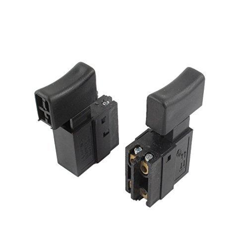 Dimart AC 250V 8A 125V 16A Electric Monentary Trigger Switch FA2-6/2W5 2 Pcs