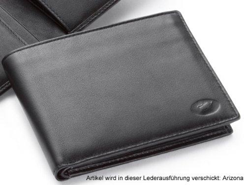 Braun Büffel Arizona Portefeuille cuir 9,5 cm