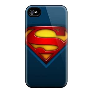 IanJoeyPatricia Iphone 6 Protector Hard Cell-phone Cases Unique Design Fashion Superman Pictures [aUv613JGBk]