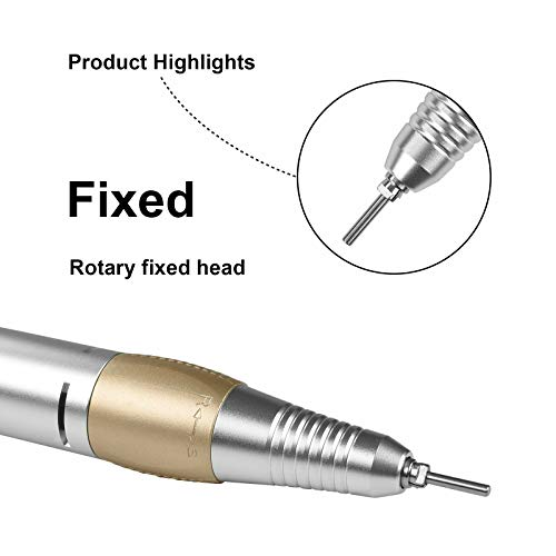 30000rpm Pro Electric Nail Drill Machine Pedicure Manicure Kits File Drill Bits