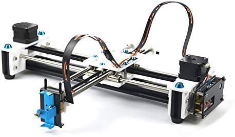 SISHUINIANHUA Mini XY 2 Ejes CNC Pen Plotter Bricolaje Dibujo ...