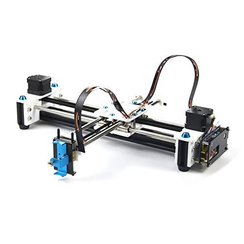 SISHUINIANHUA Mini XY 2 Ejes CNC Pen Plotter Bricolaje ...