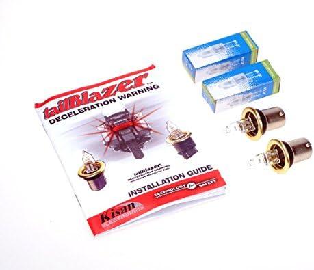 KISAN Tailblazer Motorcycle Bulb 10W-S