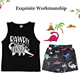 Adubor 2Pcs Baby Boys Summer Clothing Outfits Baby
