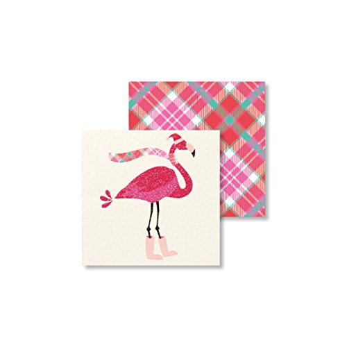 C.R. Gibson Gift Enclosure Cards, Includes Color Coordinated Envelopes, Blank On The Inside, Measures 3
