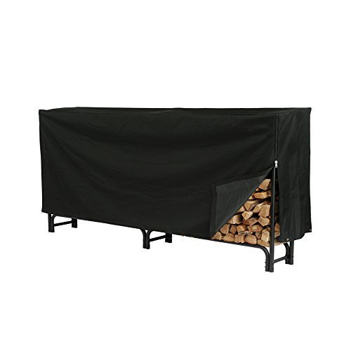 Shelter Deluxe Log Rack Cover, Large by Shelter