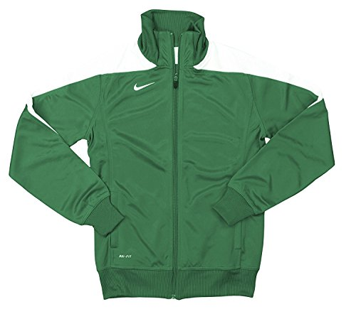 Nike Women's Mystifi Warm-Up Jacket Green
