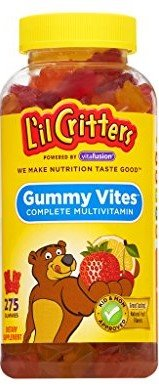 Lil Critters Gummy Vites Multi Vitamin & Mineral Formula, 275 Gummies For Sale