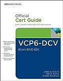 VCP6-DCV Official Cert Guide (Exam #2V0-621) (VMware Press Certification)