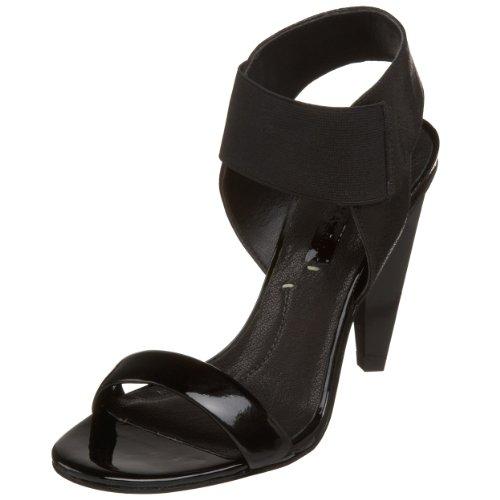 BCBGMAXAZRIA Moriel Ankle Women's black Black 1 Sandal Strap qSqFwzHg