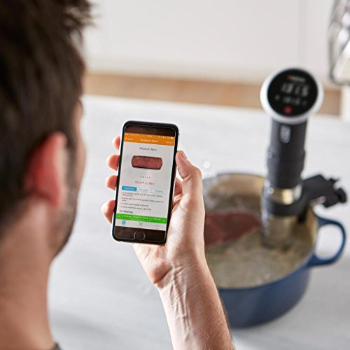 Anova Culinary Sous Vide Precision Cooker, Bluetooth + 800W