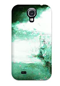 For Eric S Reed Galaxy Protective Case, High Quality For Galaxy S4 Fragmentii Skin Case Cover by lolosakes