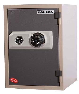Hollon HS-500D 2 Hour Fireproof Home Safe