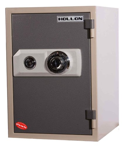 Hollon HS-500D 2 Hour Fireproof Home Safe