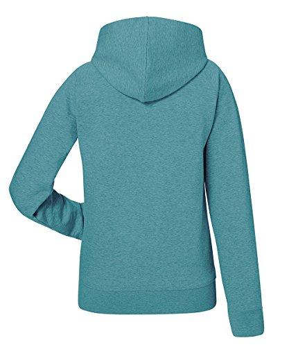 YTWOO - Sudadera con capucha - para mujer Heather Eucalyptus