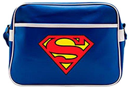 Bandolera Superman Azul