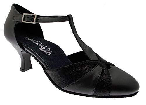Nero Chiuso Scarpa Ballo 133 Sandalo 38 Nero Laccetto aXqCFx