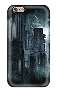 Case Cover Haunted City/ Fashionable Case For Iphone 6